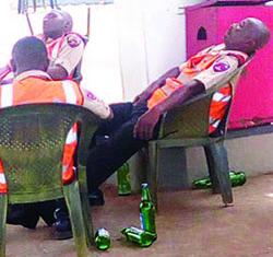 FRSC recalls 'drunk officials ' for disciplinary action