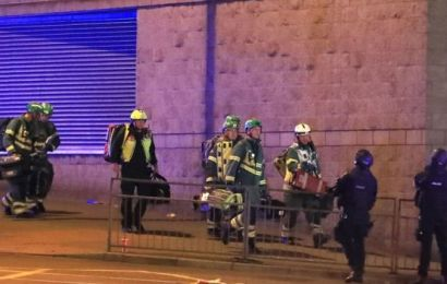 19 killed, 50 injured in Manchester Arena blast