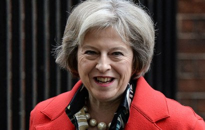 May to form 'government of certainty'