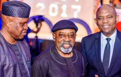 Minister lauds Tony Elumelu's commitment to job creation,  poverty alleviation.