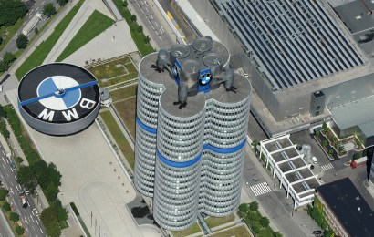 BMW records 21,965 sales in July