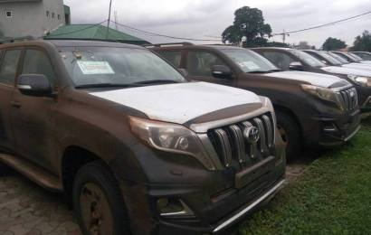 Customs intensifies probe of N1.3b smuggled Toyota LandCruisers, others