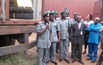 Customs records 54 Seizures, recovers N252.1m duty payments