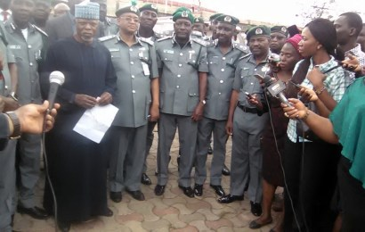 Customs impounds 12 new Toyota LandCruiser, 17 Hilux, others worth N1.3billion