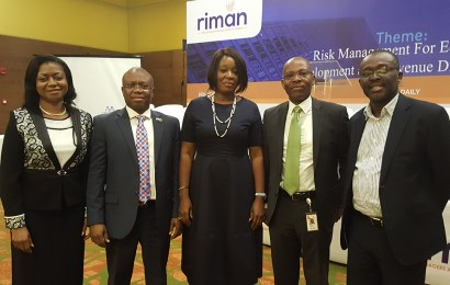 Heritage Bank, RIMAN, FDC enjoin firms to embrace modern risk management practices
