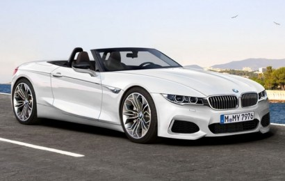 BMW to unveil all-new Roadster