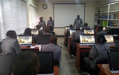 NICIS II: Customs Tincan Island Command begins training of officers