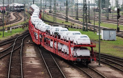 Audi transport with DB Cargo now CO2-free