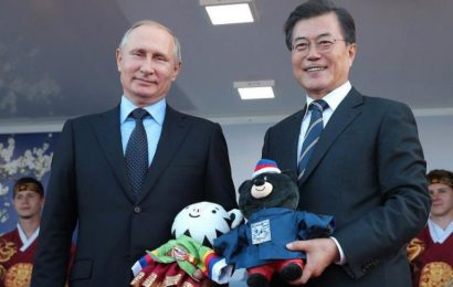 Korean firm to build 15 LNG carriers for Russia