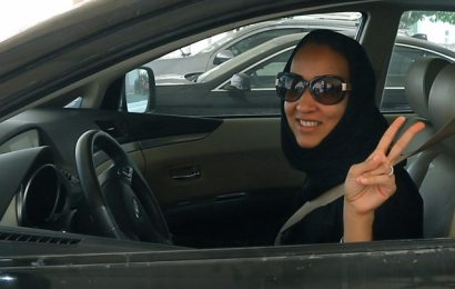 Ford targets Saudi Arabian women with adverts