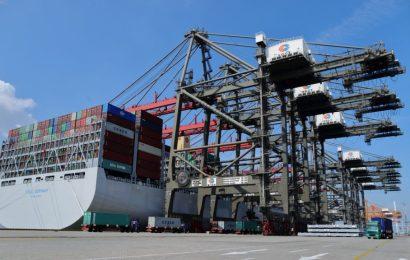 Cosco shipping ports generates $155.5m revenue in Q3