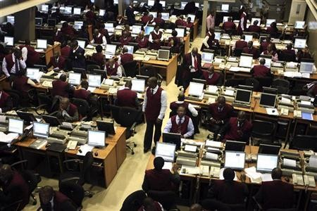 Market capitalisation depreciates by N120b