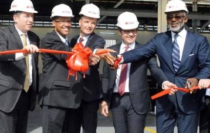 CFAO marks new milestone, commissions FUSO Assembly Plant in Lagos