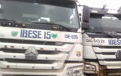 Customs impounds three Dangote Cement Trucks over alleged smuggling