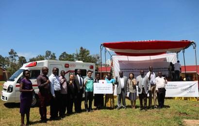 Kia renovates healthcare center