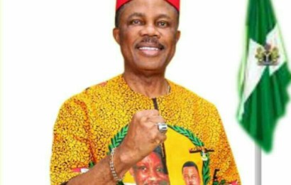 Obiano dedicates victory to Anambra people