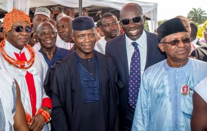 Osinbajo: N200b Benin industrial park will create 170,000 jobs