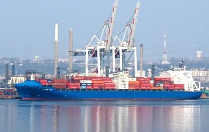 MV Demeter:Nigerian Pirates Free  Crew