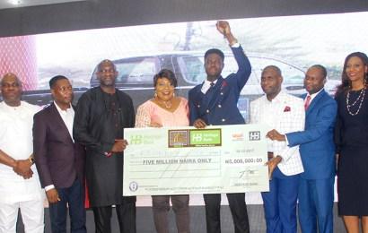 Microbiologist wins N5m Heritage Bank's Sponsored Next Titan Season-4