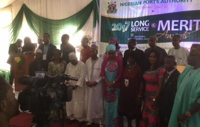 567 NPA staff  bag awards for long service, merit, bravery
