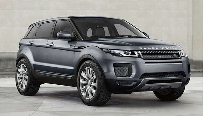 Jaguar Land Rover scales down production