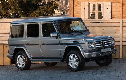 New Mercedes-Benz G-Class to debut this month