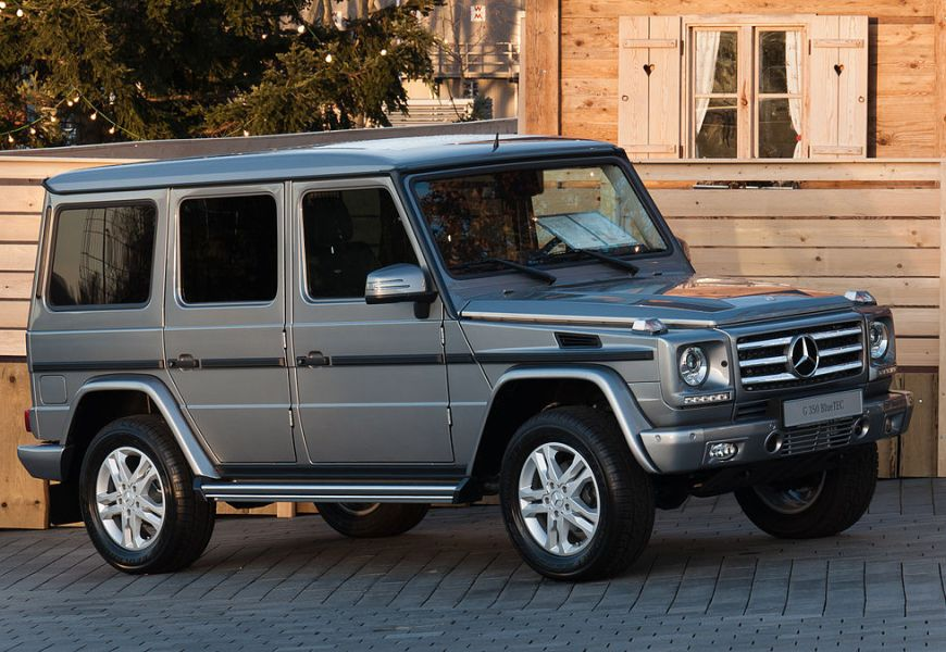 Mercedes-Benz maintains position as world's biggest luxury automaker, to produce more SUVs
