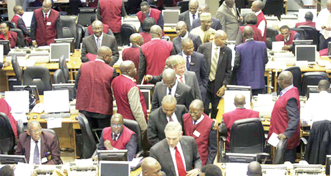 NSE trading index drops by 0.33 per cent