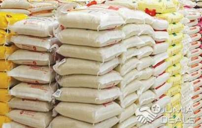 FG distributes 135, 500 bags of rice to displaced persons in North-east