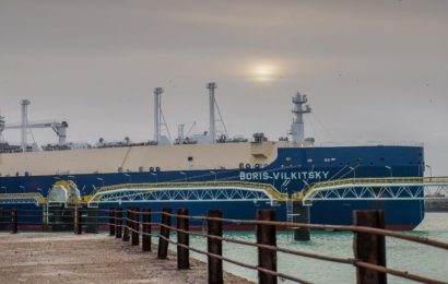Report: LNG Tanker Violates Safety Rules