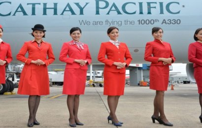 Airline Ends Skirts-Only Rule For Female Staff