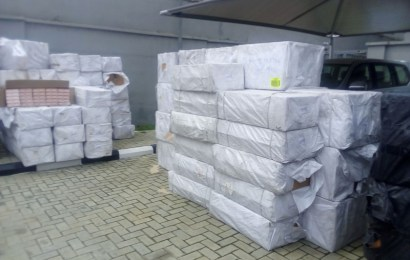 NDLEA Intensifies Clampdown, Impounds Four Tonnes of Tramador Tablet At Lagos Airport
