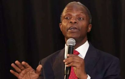 Osinbajo: Business Support Services, MSMEs Must Be Sustained