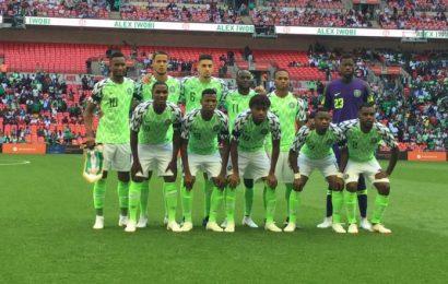 Again, Super Eagles Assure Nigerians