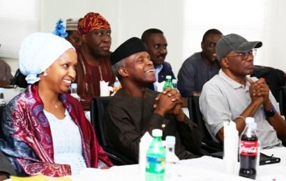 Osibanjo Lauds Successful Anchor Of Egina Project