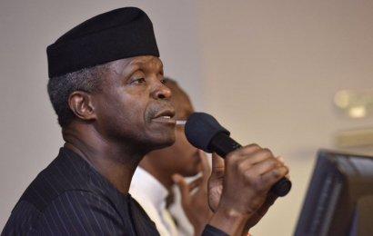 Osinbajo: Synergy Critical In Managing Nigeria's Border