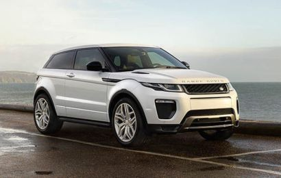 Emissions: Range Rover Evoque Gets Hybrid Technology