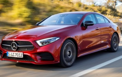 Mercedes-Benz Explains 198,545 Sales In November