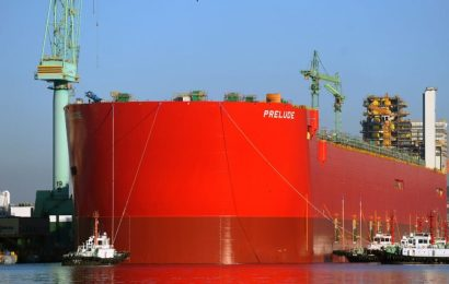 World's Largest FLNG Facility Begins Production