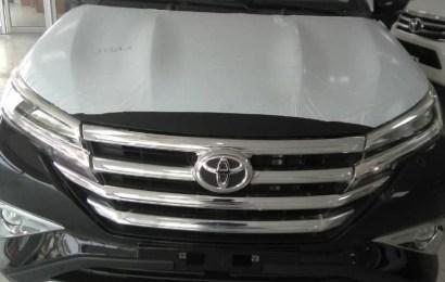 N12m Toyota Rush Begins Sojourn In Nigeria