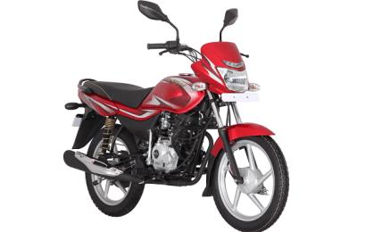 Bajaj Unveils New Motorcycle