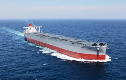 Shipping Firm Secures $407m Financing
