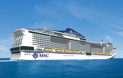 MSC Seals Deal On New Ships