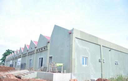 Edo Production Centre Attains 95 Per Cent Completion