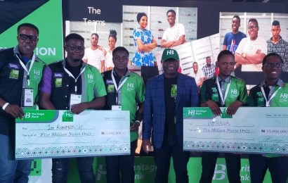 Heritage Bank Empowers 'Tech Start-Ups' Winners With $40,000 Grants