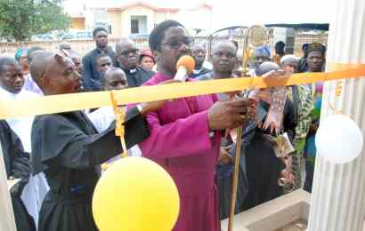 SIFAX Group Donates Clinic, Hall To Ogun Community