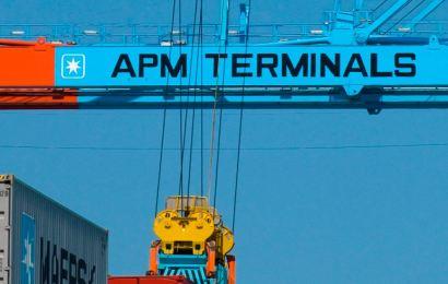 APM Terminals Apapa Acquires Seven New Forklifts