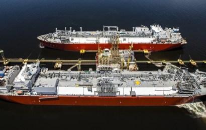 Consortium To Build New LNG Terminal