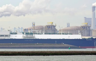 LNG Firm Secures $180m Loan