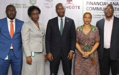 NSE, GRI, DANGOTE Harp On Sustainable Business Initiatives